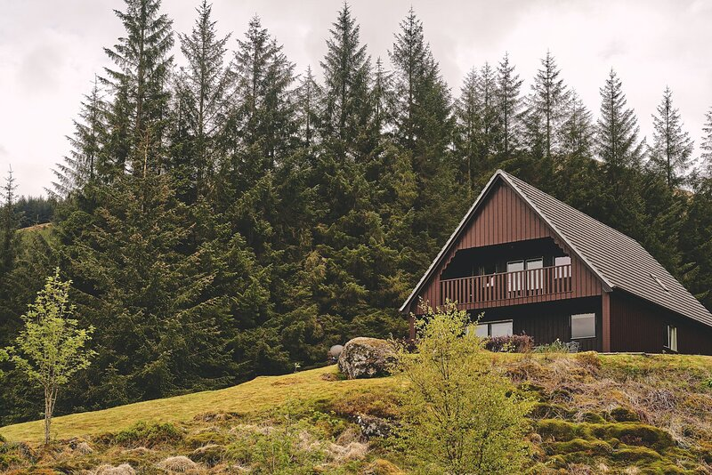 Highland Lodge, holiday rental in Tyndrum