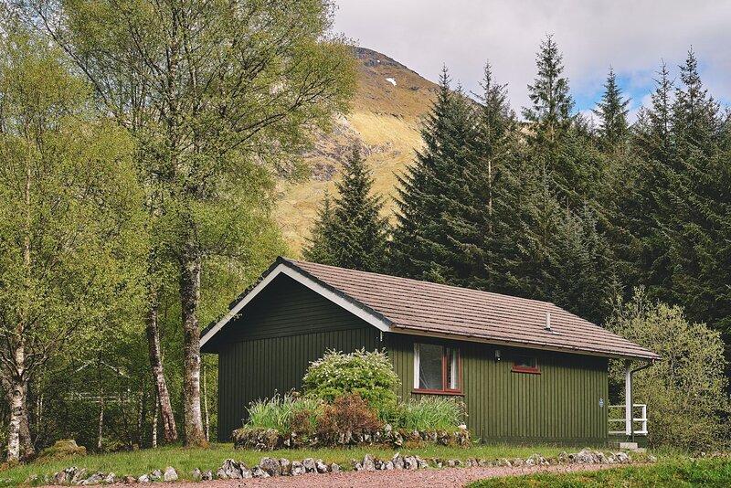 Crane Lodge, holiday rental in Tyndrum