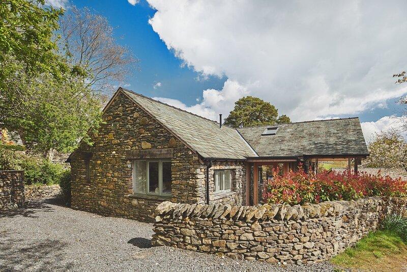Potter Tarn Cottage, location de vacances à Staveley