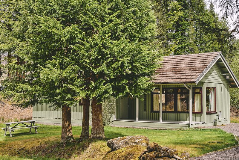 Peregrine Lodge, holiday rental in Tyndrum