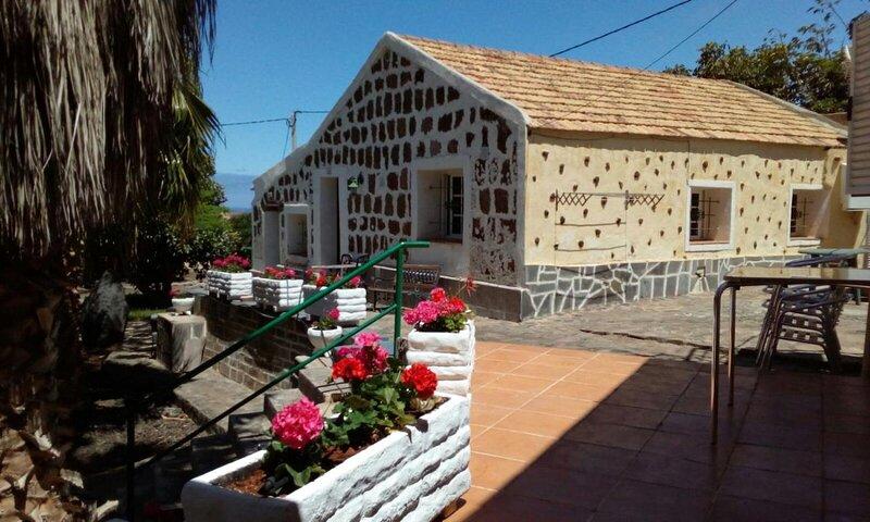 Casa El Cardon A2 dos dormitorios 4 plazas, holiday rental in El Palmar