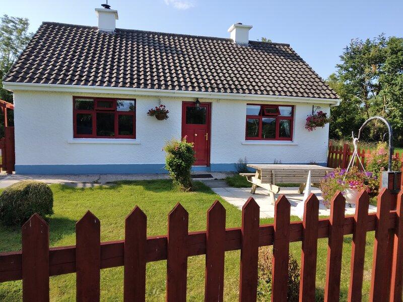 Hannahs Cottage, location de vacances à Knocknagoshel