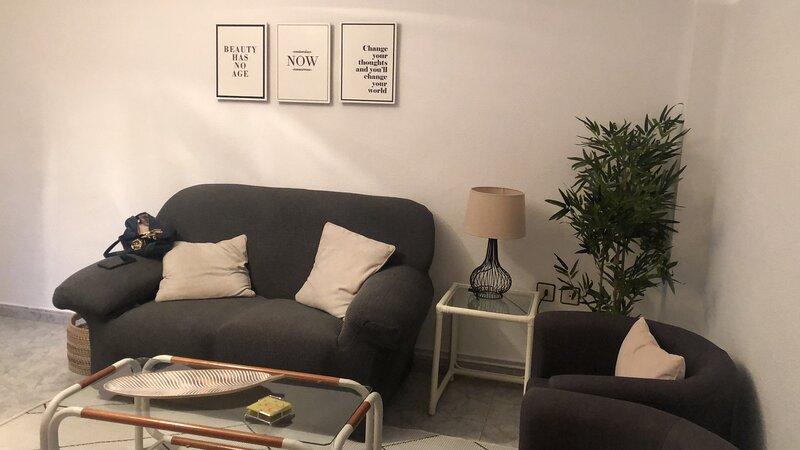 Cálido y Acogedor Apartamento, ideal para familias, aluguéis de temporada em Calvarrasa de Abajo