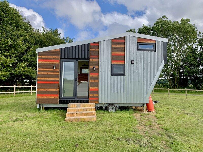 Fox Tiny House, casa vacanza a North Elmham