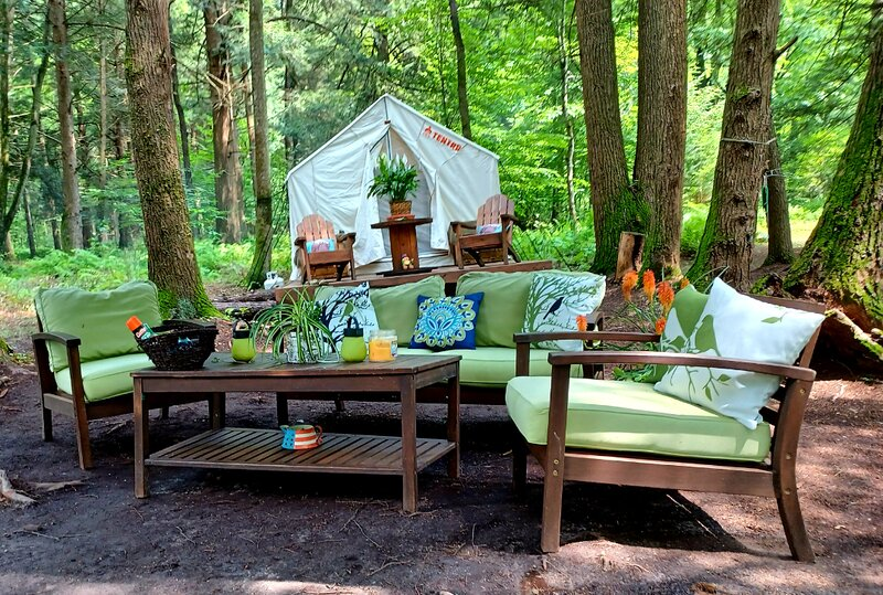 Tentrr Signature Site - Camp Beaver, holiday rental in South Canaan