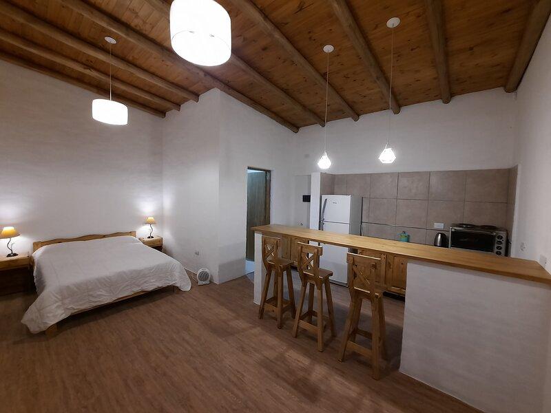 Finca Los Racimos Casa Bonarda, holiday rental in San Rafael