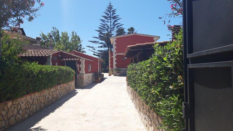 villa3 fronte mare, casa vacanza a Pachino