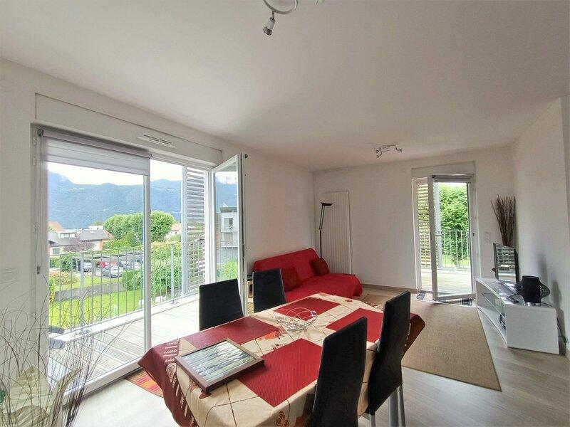 AIX-LES-BAINS - 4 pers, 65 m2, 3/2, holiday rental in La Balme