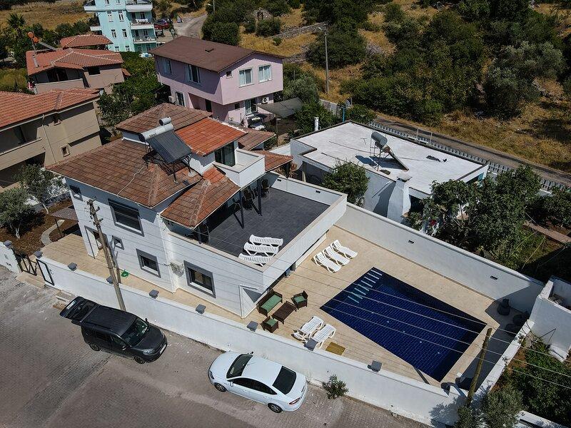 Gem's Villa Hisarönü Marmaris Daily Weekly Rentaks, aluguéis de temporada em Marmaris