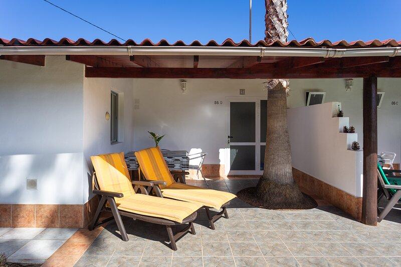 Finca la Gaviota Bungalow el Rincon, location de vacances à La Guancha