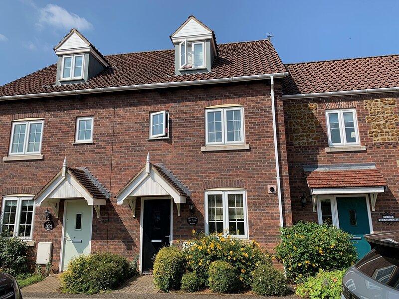 The Merchant House.  New for summer 2021, holiday rental in Sandringham