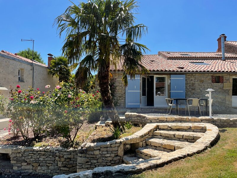 Isis, gite cocooning, holiday rental in Thouarsais-Bouildroux