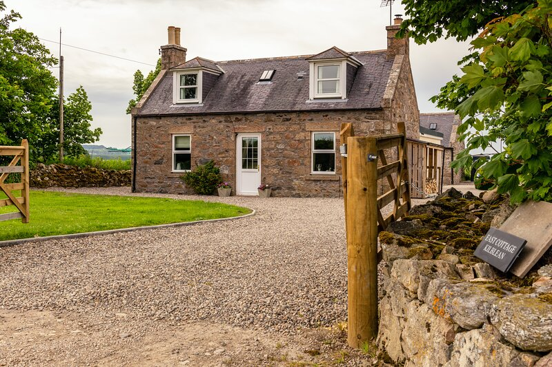 East Kilblean Cottage, alquiler de vacaciones en Insch
