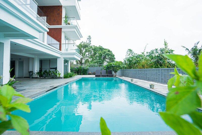 Green Ambit, The Calissa Coracao 306 Calangute, Goa, vacation rental in Nagoa