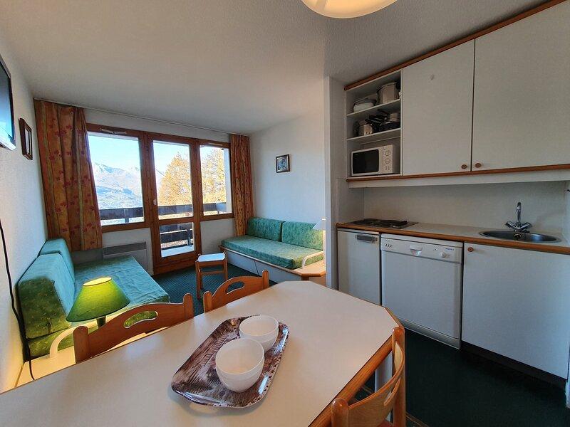 BILBOQUET 114, vakantiewoning in Montchavin