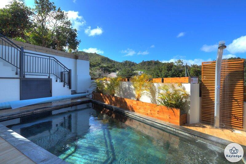 Villa Kaz à Papang, location de vacances à Les Avirons