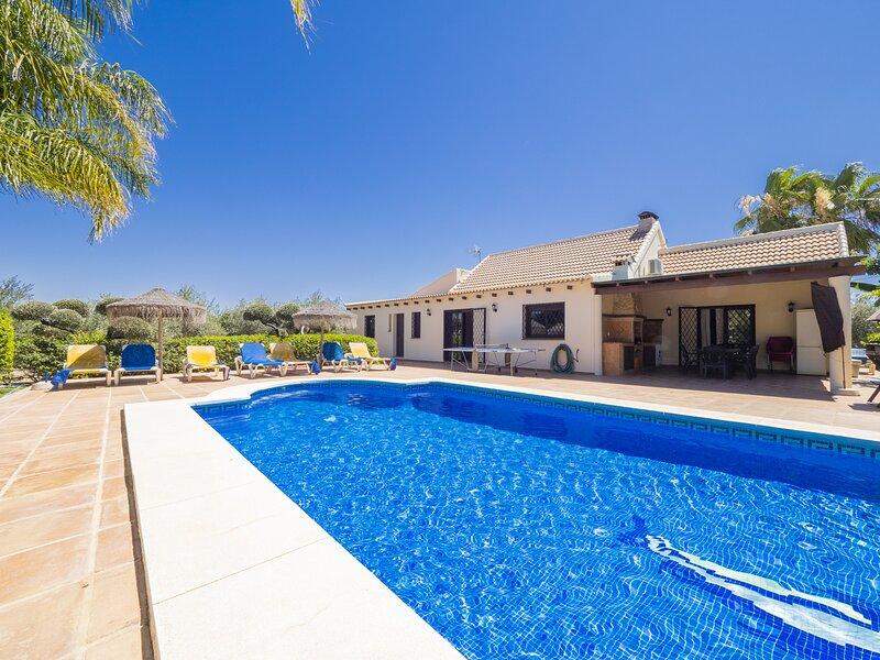 Cubo's Villa Erythrina, aluguéis de temporada em Alhaurin el Grande