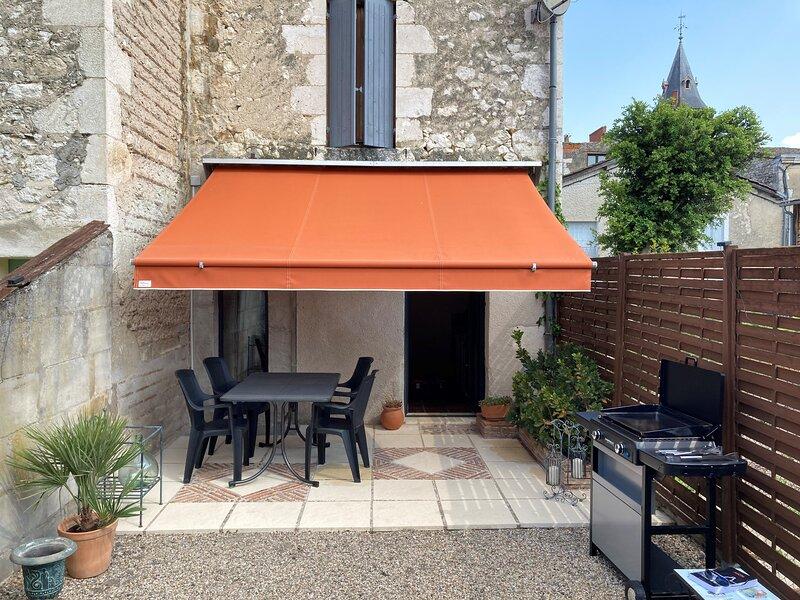 Gîte Maison Trente-Sept Dordogne, location de vacances à Fonroque