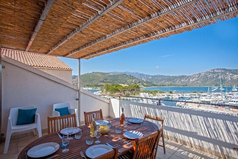 Casa Saint-Anne, location de vacances à Casta