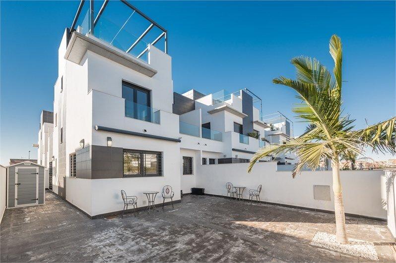 VDE-021 Fantastic townhouse 500 m from beach in Torre de la Horadada, vacation rental in Romero