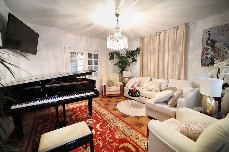 Apartamento Romero Garden C, holiday rental in Vilanova de Arousa