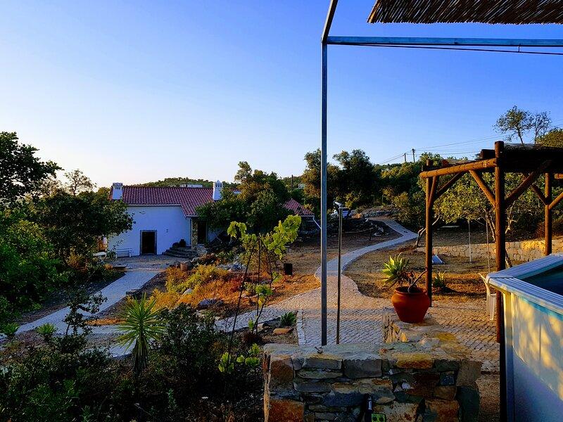 Ferienhaus Portugal Algarve, Pool, Holiday Villa, aluguéis de temporada em Santa Barbara de Nexe
