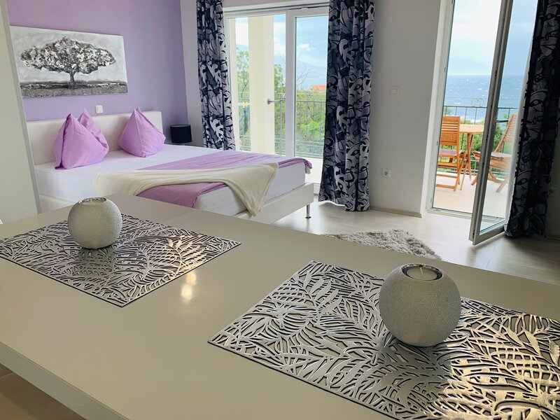 Lavander apartment, holiday rental in Novi Vinodolski