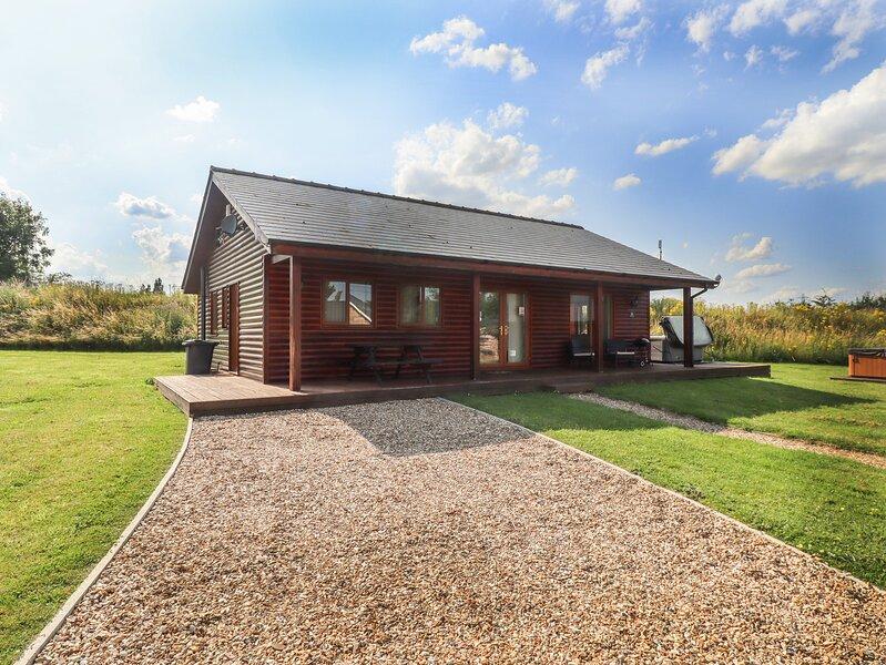 Sunset Lodge - No.6, Thorpe-On-The-Hill, location de vacances à North Hykeham