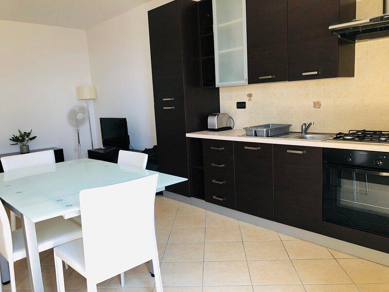 Forth floor apartment in Fioribello, pizzo 33, holiday rental in Soriano Calabro
