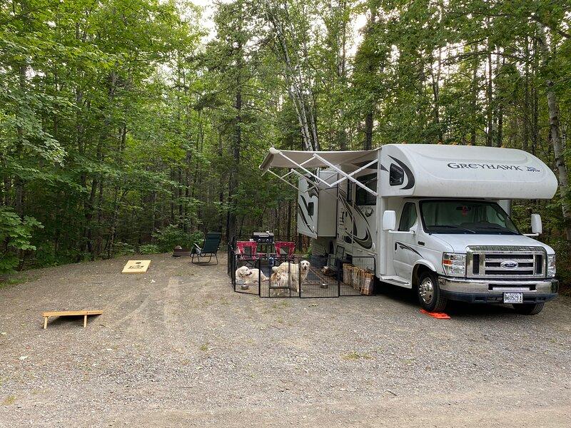 Maine RV Freedom, alquiler de vacaciones en Orrington