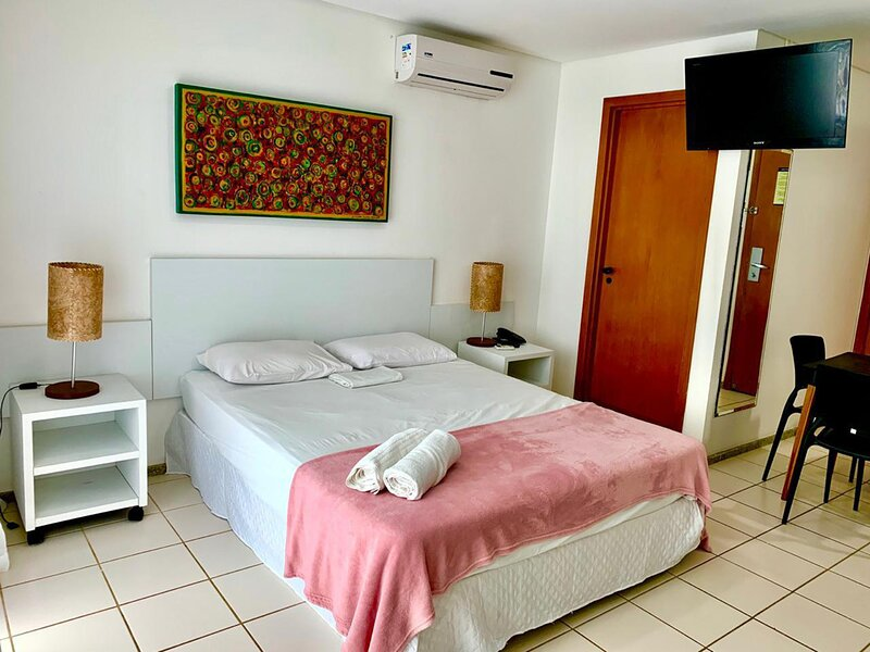 Studio com Wi-Fi, beira-mar em Porto De Galinhas, holiday rental in Cabo de Santo Agostinho