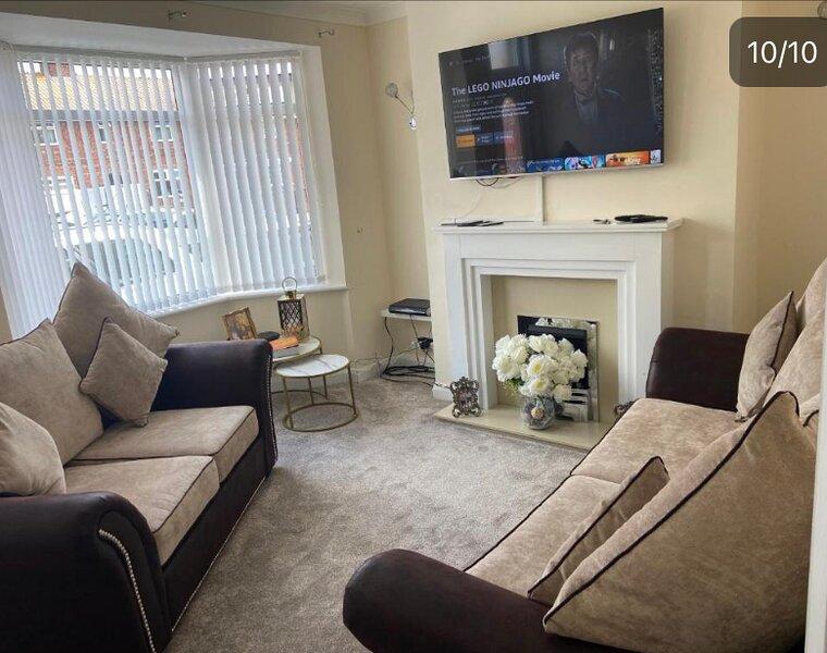 Penthouse Darlington, holiday rental in Walworth