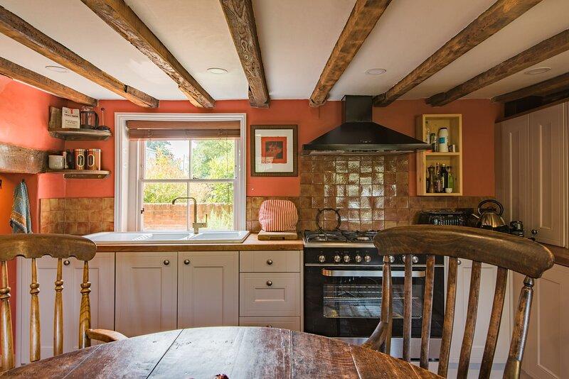 Pond Cottage, casa vacanza a Bridge