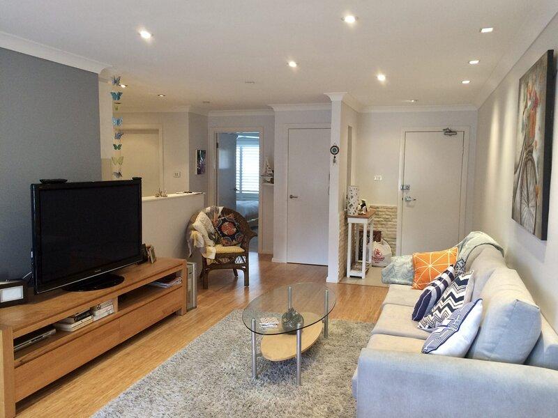 North Facing - Single Level Apartment, location de vacances à North Narrabeen