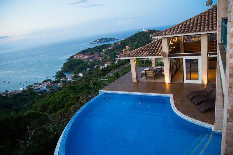 Mansão Bella Vista, holiday rental in Rio das Ostras