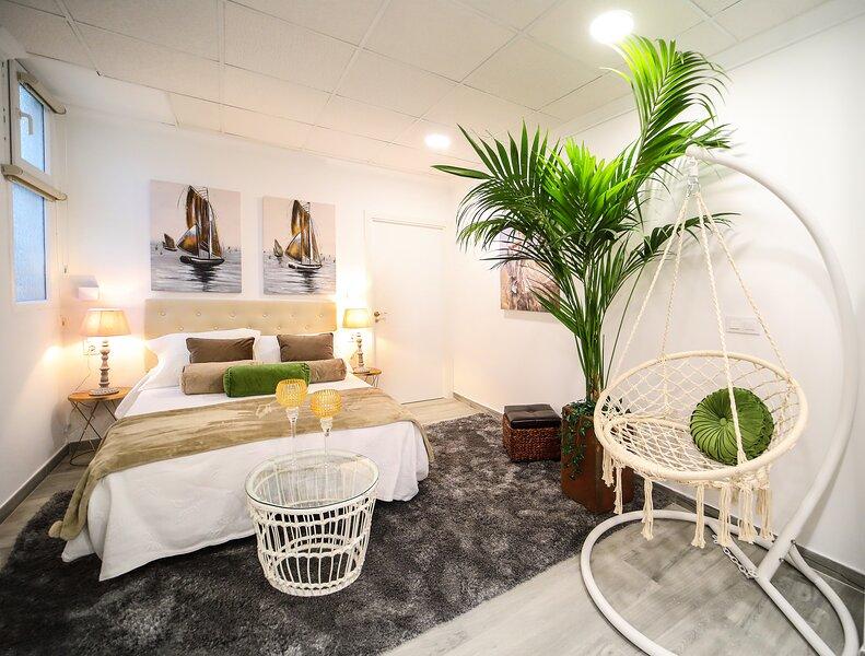Apartamento Romero Garden A, holiday rental in Vilanova de Arousa