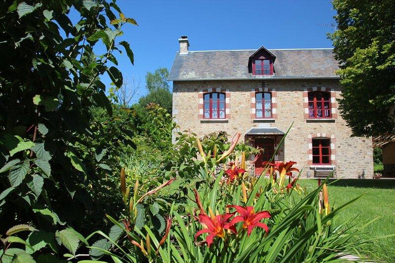 Gite La Cochardiere proximité Mont Saint Michel, holiday rental in Mont-Saint-Michel
