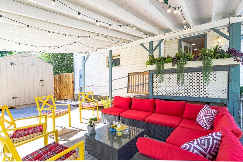 ❤️Fruita Home Base IV: Spacious & Comfy Dtwn 4 bdrm Home, Wi-Fi, Pets welcome, location de vacances à Fruita