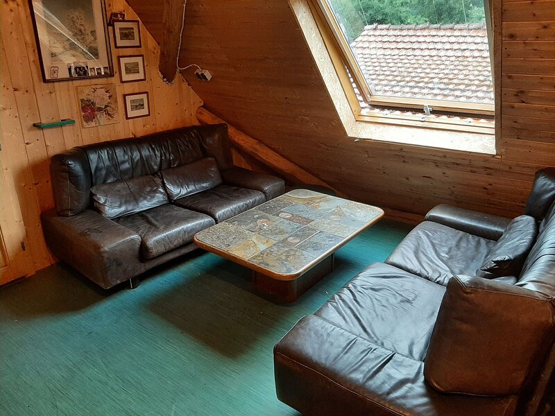 Alluring Farmhouse in Colmberg with Garden, holiday rental in Windelsbach