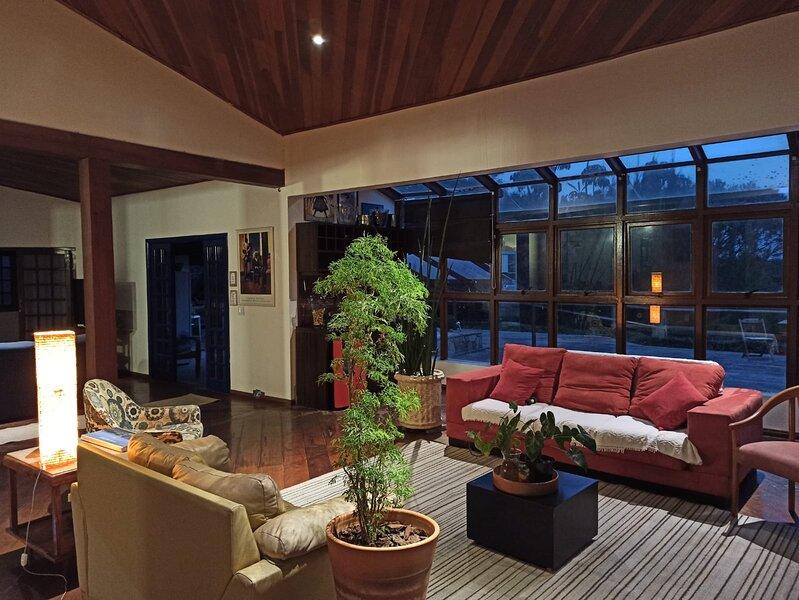 Casa de Campo com Vista Única, vacation rental in Ibiuna