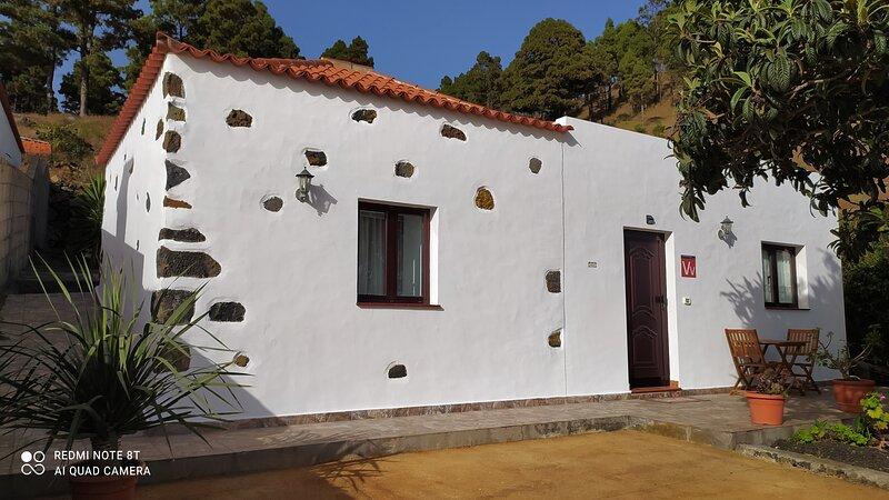 Casa El Nisperero, alquiler vacacional en Fuencaliente de la Palma