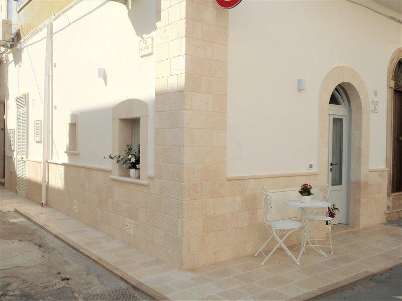 Casa Cipriani, Savelletri, alquiler vacacional en Fasano