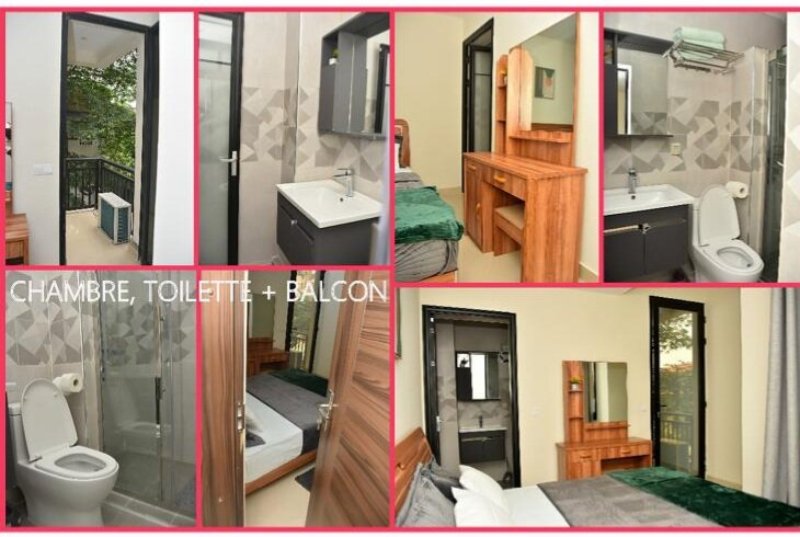 Appartement 1 chambre, holiday rental in Democratic Republic of the Congo