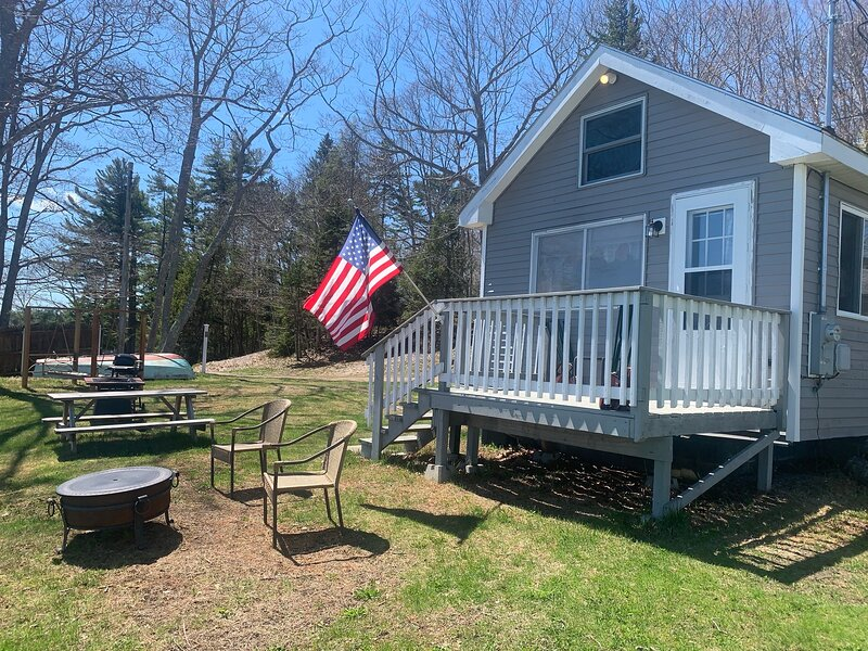 Camp Forever, alquiler vacacional en Harpswell