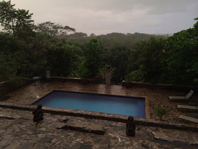 Rainy afthernoon