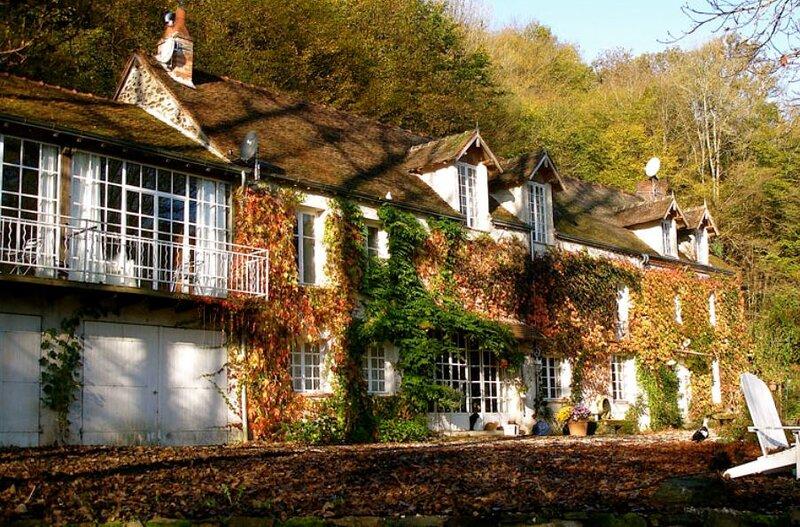 Moulin de Sardeix 'LOFT', de ideale verblijfplaats in de natuur, holiday rental in Bonnat