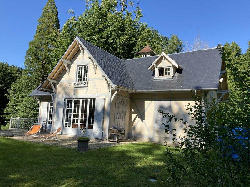 La maison du pêcheur, holiday rental in La Boissiere-Ecole