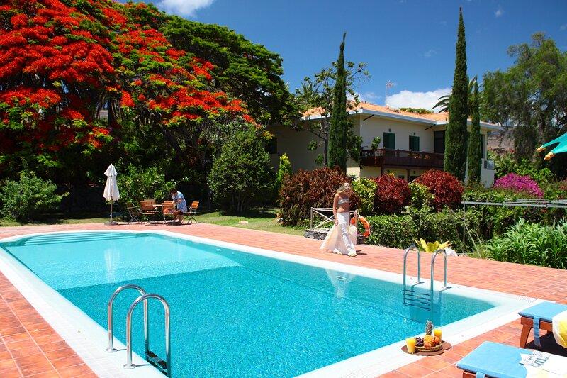 Casa Residencia A, alquiler de vacaciones en Playa de Santiago