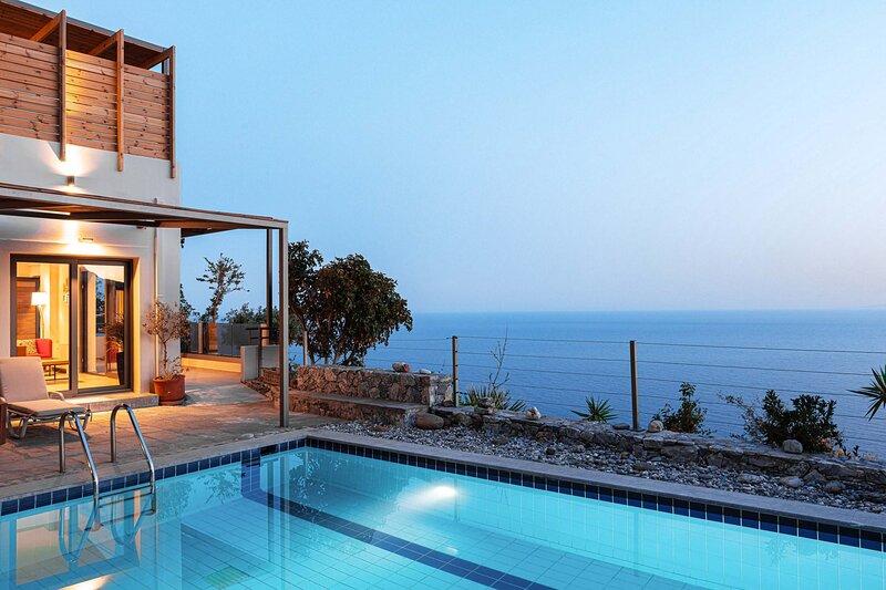 Anemos Luxury Villas - Villa 2, location de vacances à Rodakino