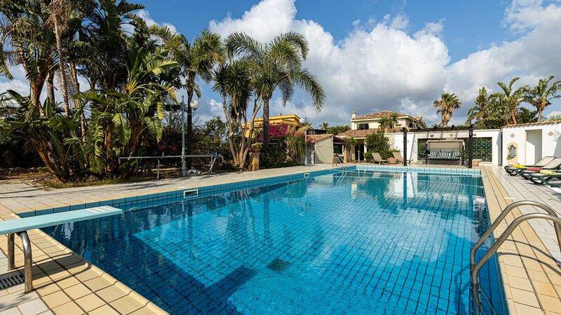 Solemar Sicilia - Villa Anastasia - Villa Anastasia, holiday rental in Ficarazzi